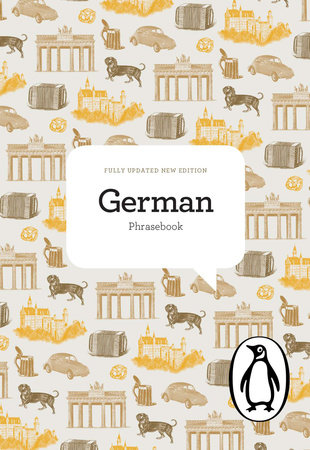 The Penguin German Phrasebook by Jill Norman