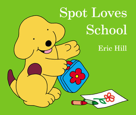 Spot Loves School