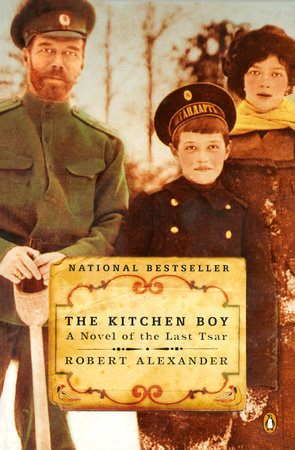 The Kitchen Boy by Robert Alexander