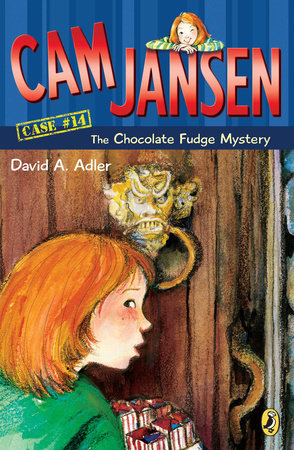 Cam Jansen: the Chocolate Fudge Mystery #14 by David A. Adler