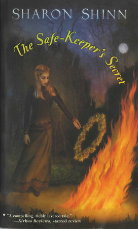 The Safe-Keeper's Secret by Sharon Shinn