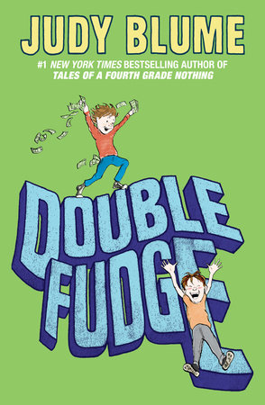 Double Fudge by Judy Blume