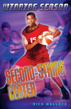 Second String Center #10 by Rich Wallace