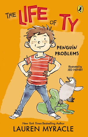 Penguin Problems by Lauren Myracle