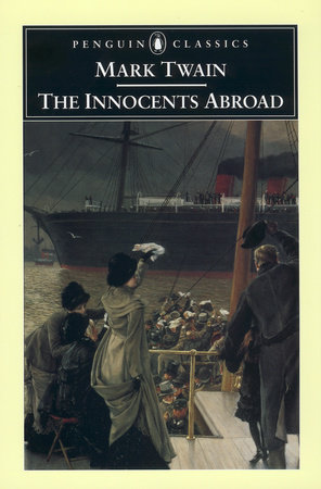 The Innocents Abroad by Mark Twain