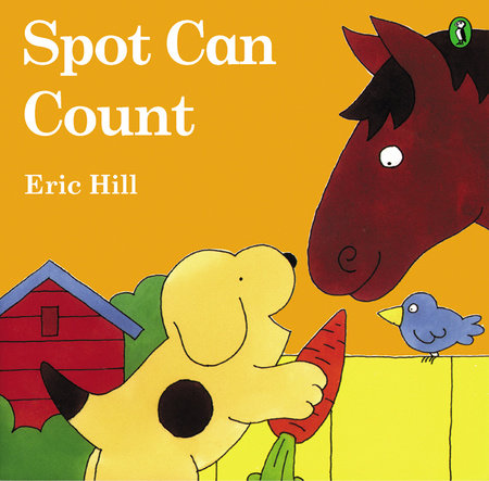 Spot Can Count (Color) by Eric Hill
