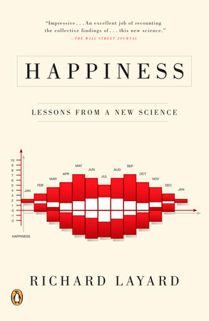 Happiness by Richard Layard