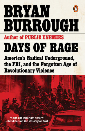 Days of Rage by Bryan Burrough