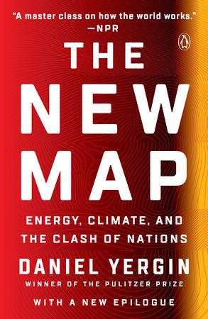 The New Map by Daniel Yergin