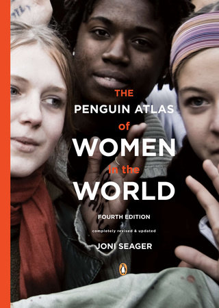 The Penguin Atlas of Women in the World by Joni Seager