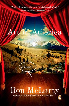 Art in America by Ron McLarty