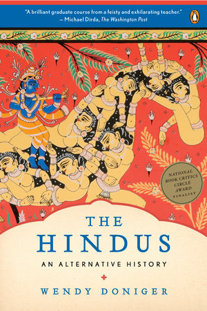 The Hindus by Wendy Doniger