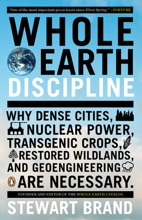 Whole Earth Discipline by Stewart Brand