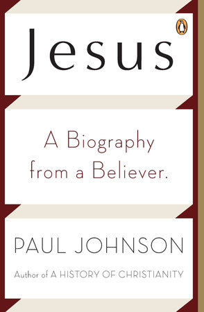 Jesus by Paul Johnson