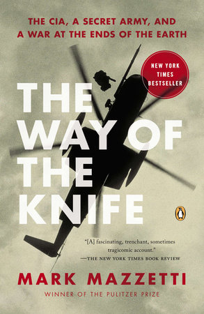 The Way of the Knife by Mark Mazzetti