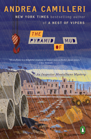 The Pyramid of Mud by Andrea Camilleri