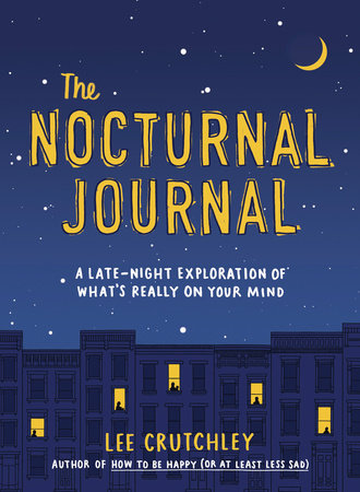 The Nocturnal Journal by Lee Crutchley