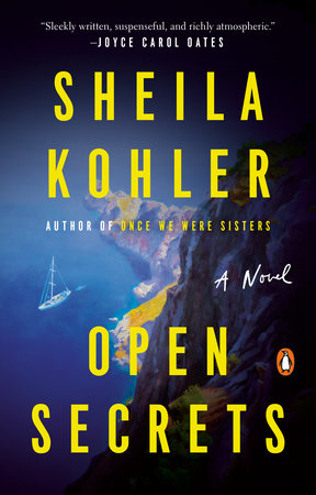 Open Secrets by Sheila Kohler