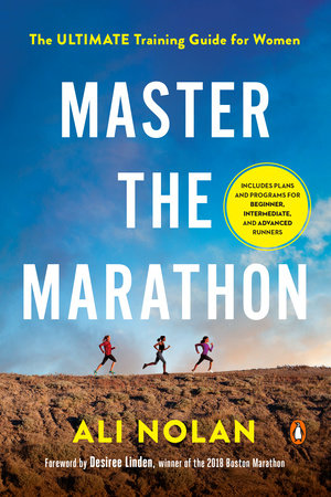 Master the Marathon by Ali Nolan