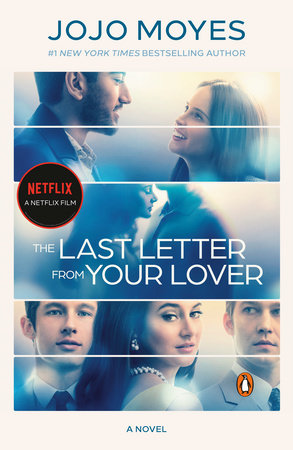 The Last Letter from Your Lover (Movie Tie-In) Book Cover Picture