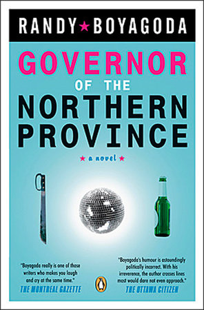 Governor Of The Northern Province by Randy Boyagoda