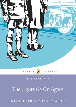 Lights Go On Again by Kit Pearson