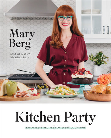 Kitchen Party by Mary Berg