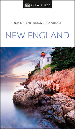DK Eyewitness Travel Guide New England by DK Eyewitness