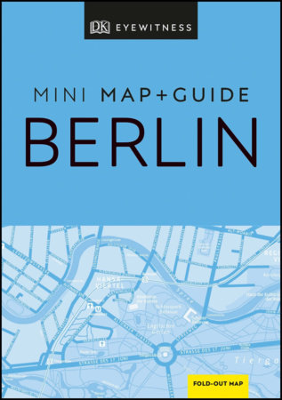 DK Eyewitness Berlin Mini Map and Guide by DK Eyewitness