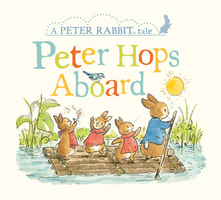 Peter Hops Aboard by Beatrix Potter
