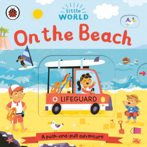 On the Beach: A Push-and-Pull Adventure