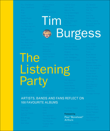 The Listening Party by Tim Burgess