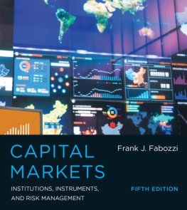 Capital Markets, Fifth Edition