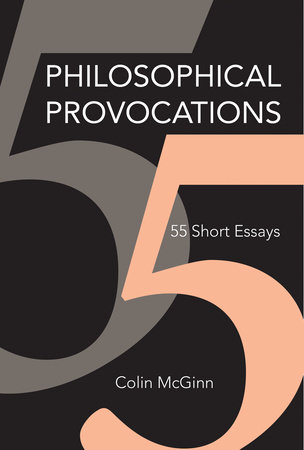 Philosophical Provocations by Colin McGinn
