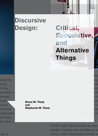 Discursive Design by Bruce M. Tharp and Stephanie M. Tharp