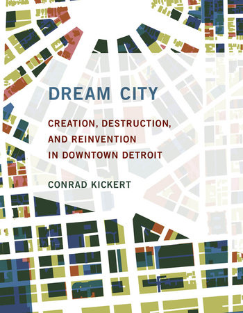 Dream City by Conrad Kickert