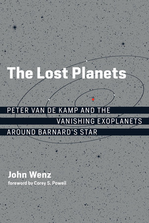 The Lost Planets by John Wenz