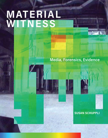 MATERIAL WITNESS by Susan Schuppli