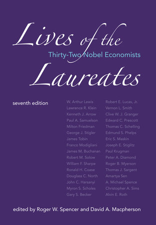 Lives of the Laureates, seventh edition by
