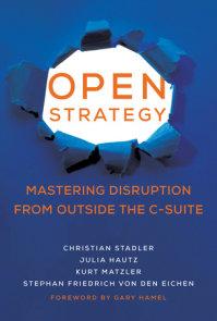 Open Strategy