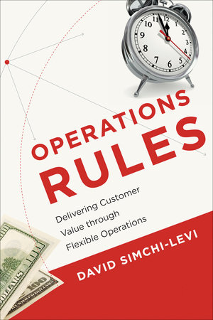 Operations Rules by David Simchi-Levi