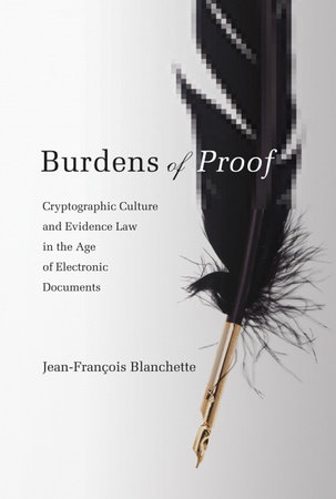 Burdens of Proof by Jean-Francois Blanchette