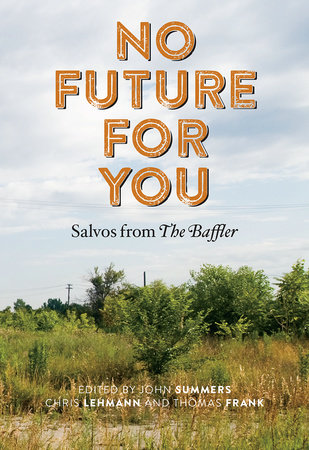 No Future for You by