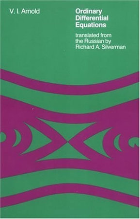 Ordinary Differential Equations by V.I. Arnold