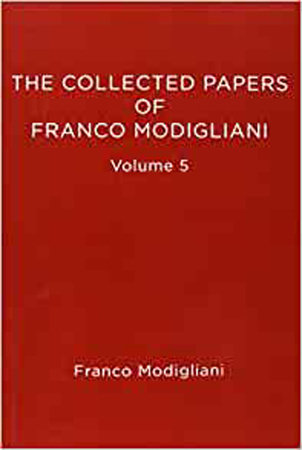 The Collected Papers of Franco Modigliani, Volume 5 by Franco Modigliani