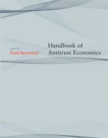 Handbook of Antitrust Economics by
