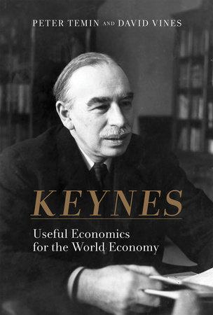 Keynes by Peter Temin and David Vines