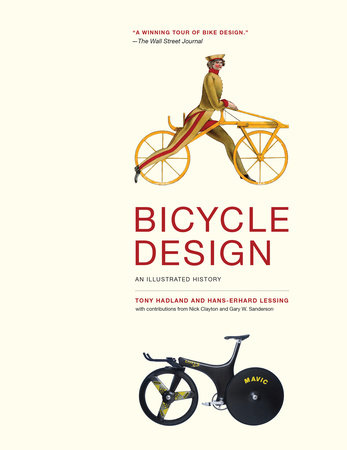Bicycle Design by Tony Hadland and Hans-Erhard Lessing