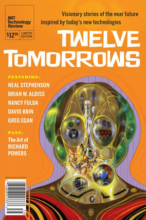Twelve Tomorrows 2013 by Technology Review