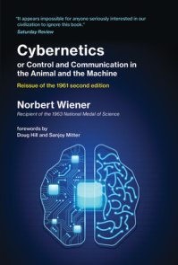 Cybernetics or Control and Communication in the Animal and the Machine, Reissue of the 1961 second edition